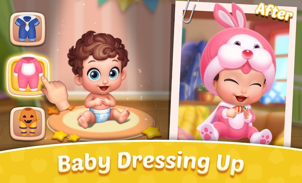 Baby Manor: Baby Raising Simulation & Home Design  poster 16