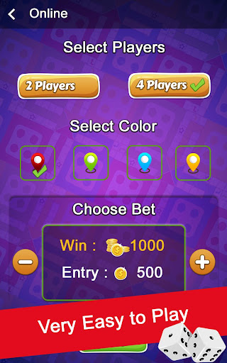 Ludo Game : Online, Offline Multiplayer 1.9 Screenshots 6