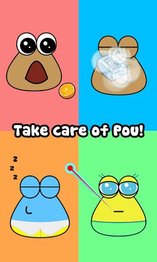Pou poster