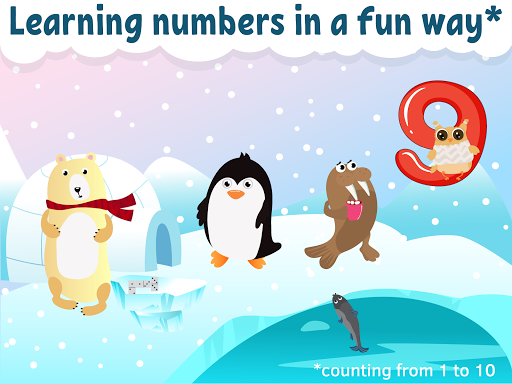 Learning numbers and counting for kids 2.3.1 Pc-softi 7