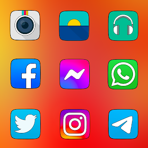 Oxigen Square Pro Apk- Icon Pack 2.2.1 (Patched) 3
