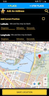 Easy GPS Navigation and Weather Maps