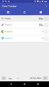 Time Tracker Pro v2.14 MOD APK by zafer ertas 3