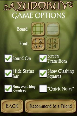 Sudoku Free 1.52 screenshots 7
