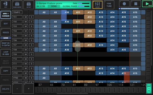G-Stomper Producer Mod Apk (Full Version Paid) 3