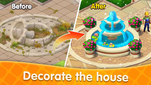 Sweet Home Story 1.4.5 screenshots 4