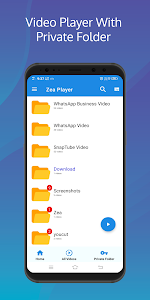 Full HD Video Player Without Ads - Zea Player 2.3.0