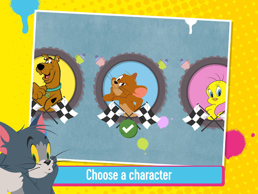 Boomerang Make and Race - Scooby-Doo Racing Game android2mod screenshots 18