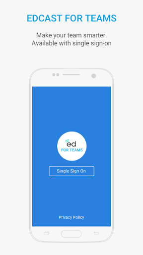 EdCast - Knowledge Sharing modavailable screenshots 4