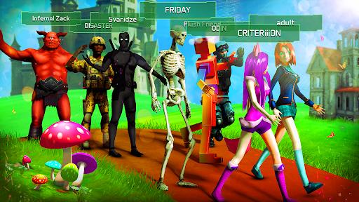 VR Superhero Chat: Online Virtual 2.7 screenshots 2