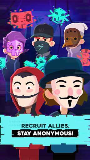 Hacking Hero - Cyber Adventure Clicker screenshots 3