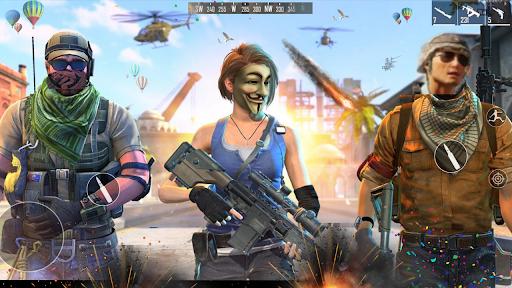 Squad Sniper Free Fire 3D Battlegrounds - Epic War 1.5 Screenshots 6