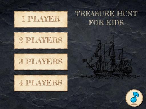 Pirate treasure hunt - Simple board game for kids hack tool