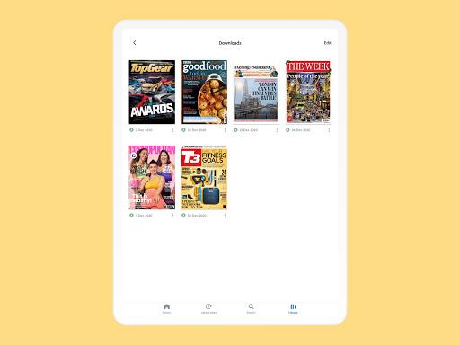 CAFEYN u2013 Online magazine subscriptions 4.10.2 Screenshots 16
