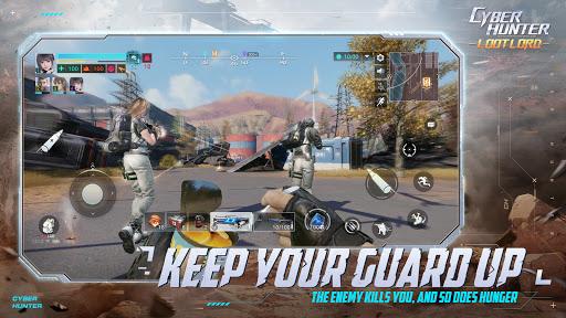 Cyber Hunter goodtube screenshots 23