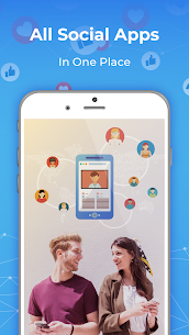 All in One Messenger For Social Network App 2