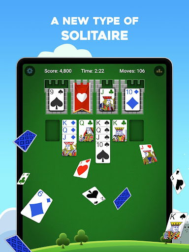 Castle Solitaire: Card Game 1.3.2.607 screenshots 6
