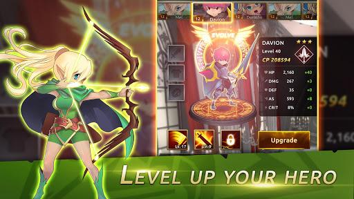 Knight War: Idle Defense 1.6.9 screenshots 4