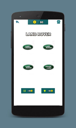 Car Logo Quiz Game - Which is the real car logo  screenshots 1