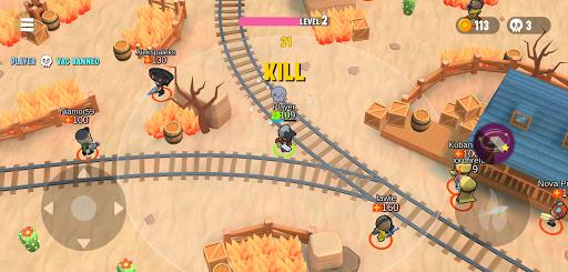 Top Guns.io - Guns Battle royale 3D shooter 1.2.0 screenshots 7