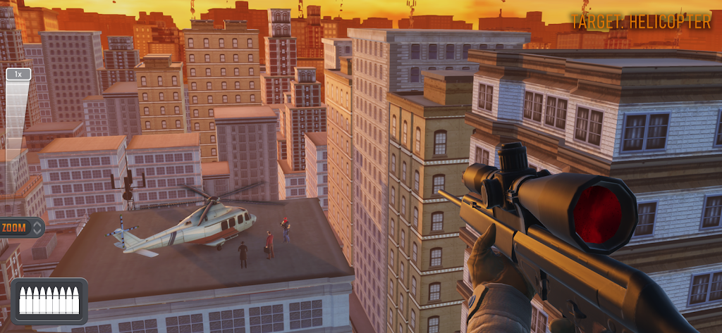 Sniper 3D: Fun Free Online FPS Shooting Game poster 19