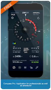 Compass Pro MOD APK (Premium Unlocked) 1