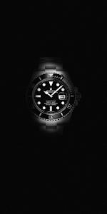 Designer watch Submariner Widget v2