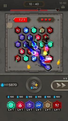 RUNExRUNE - Tower Defence 2.0.0 screenshots 2