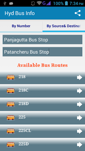 Hyd Bus Info For PC Windows (7, 8, 10, 10X) & Mac Computer Image Number- 5
