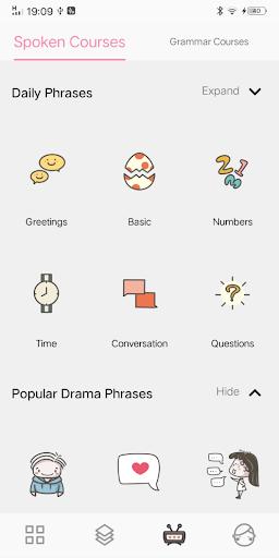 Korean Letter - Learn Hangul Korean Alphabet android2mod screenshots 8