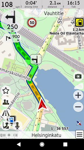 bGEO GPS Navigation  screenshots 1
