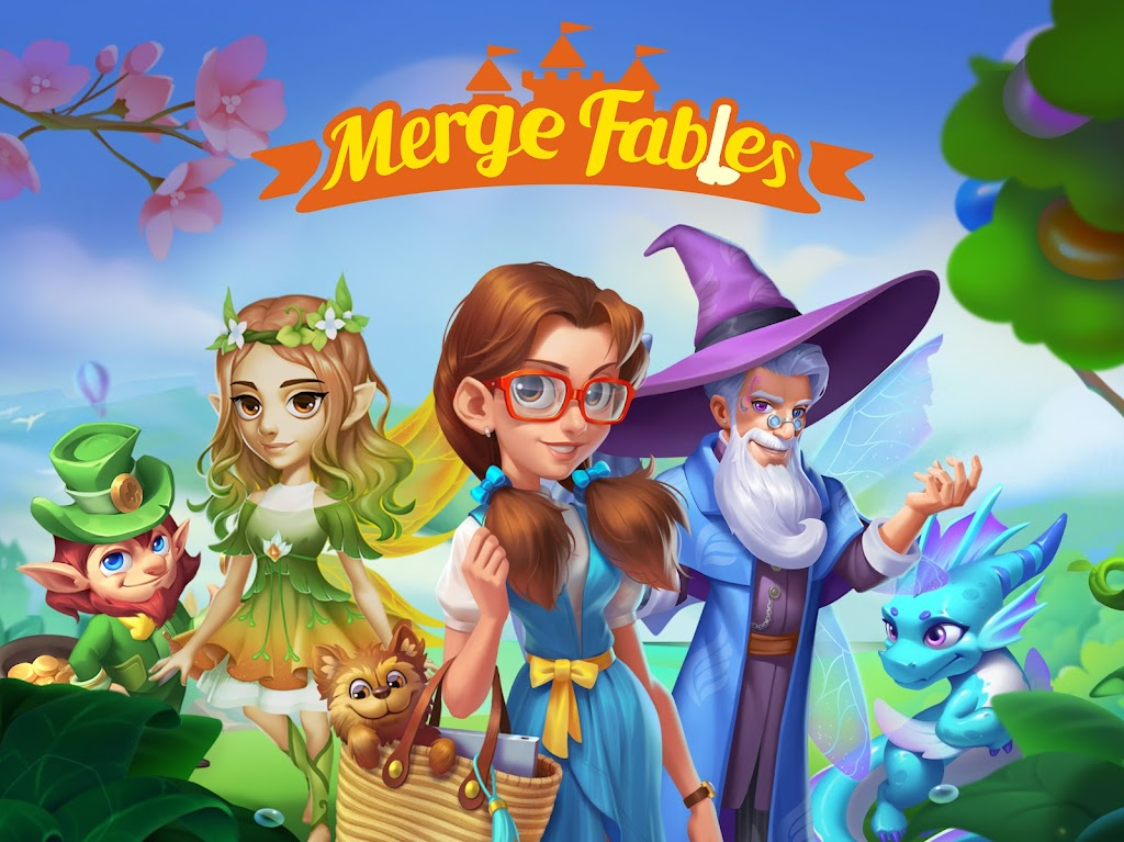 Merge Fables poster 16
