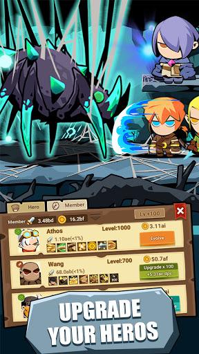 Tap Dungeon Hero:Idle Infinity RPG Game apktram screenshots 22