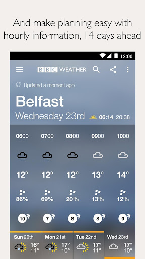 BBC Weather  Screenshots 5