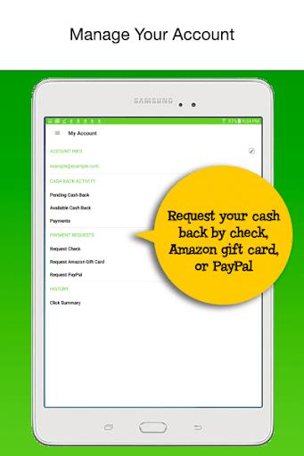Mr. Rebates: Cash Back Savings 1.4.3 Screenshots 15