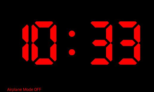NightWatch - Clock