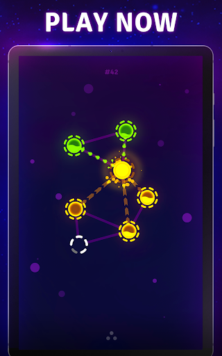 Splash Wars - glow space strategy game apkpoly screenshots 14