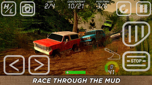 4x4 Mania: SUV Racing android2mod screenshots 5