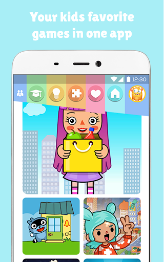Hatch Kids - Games for learning and creativity  screenshots 1
