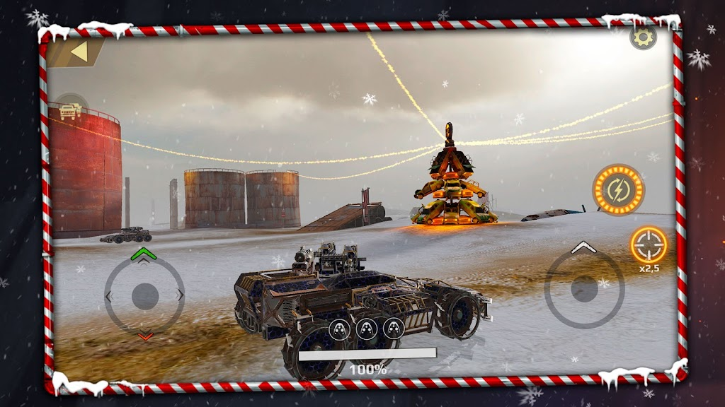 Crossout Mobile - PvP Action  poster 1