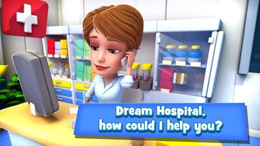 Dream Hospital - Health Care Manager Simulator apkpoly screenshots 17