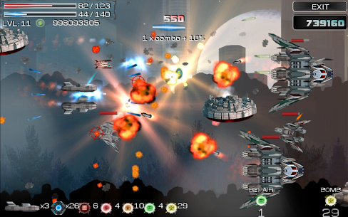 SKY STEEL – Heavy Wings Hack Game Android & iOS 5
