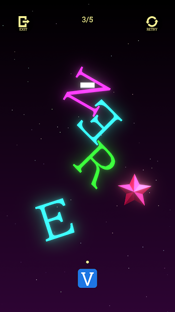 hanging all letters screenshot 1