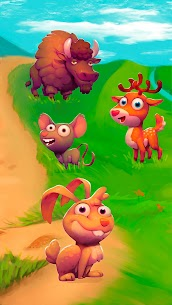 Zoopolis: Animal Evolution Clicker MOD (Unlimited Purchases) 3