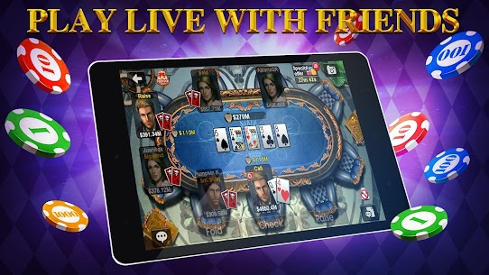 DH Texas Poker – Texas Hold' em Apk Download 4