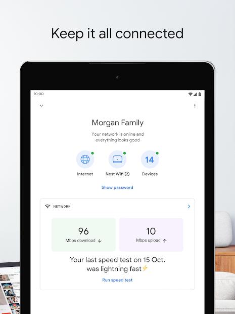 Google Home screenshot 8