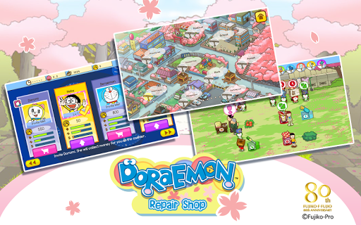 Doraemon Repair Shop Seasons 1.5.1 screenshots 9