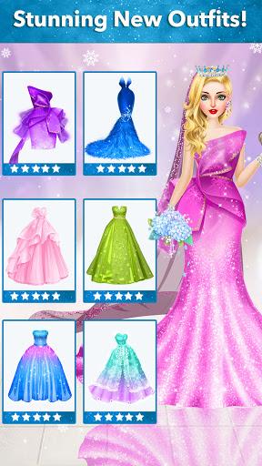 Ice Princess Wedding Dress up 0.25 screenshots 3