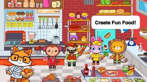 Main Street Pets Village - Meet Friends in Town apkdebit screenshots 3