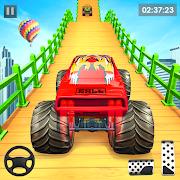 Top Monster Truck Stunts: Off Road Car Racing Game